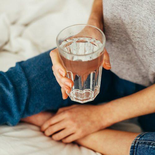 infertilidad hidratarse
